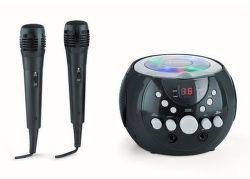 Auna SingSing černý karaoke systém