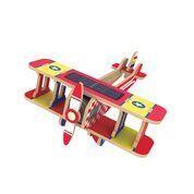 Rokr dvouplošník 3D puzzle