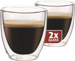 Maxxo DG808 sklenice na espresso (80ml/2ks)