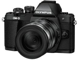 Olympus E-M10 II + M.ZUIKO ED 12-50mm f/3,5-6,3, černý