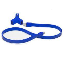 Tylt Y-Charge autonabíječka, modrá