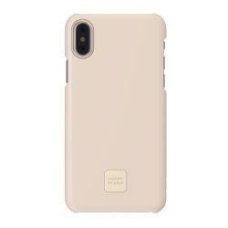 Happy Plugs pouzdro pro iPhone X, Nude