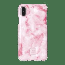 HAPPY PLUGS pouzdro pro iPhone 7+/8+, Pink Marble