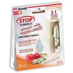 Ceresit Stop vlhkosti sáčky Energická vůně ovoce 2x50g