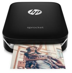 HP Sprocket Z3Z92A černá vystavený kus splnou zárukou