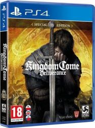 Kingdom Come: Deliverance Special Edition - PS4