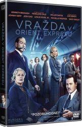 Vražda v Orient expresu DVD