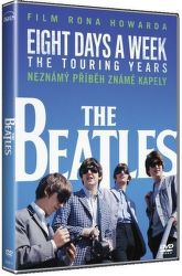 The Beatles: Eight Days a Week - The Touring Years DVD
