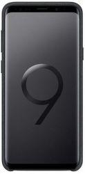 Samsung Alcantara pouzdro pro Samsung Galaxy S9, černá