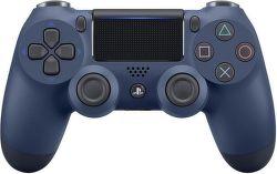 DualShock 4 V2 Midnight Blue