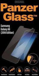 PanzerGlass Standard tvrzené sklo pro Samsung Galaxy A8 2018