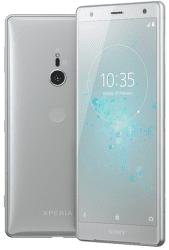 Sony Xperia XZ2 stříbrný