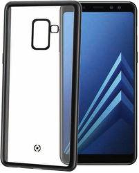 Celly Laser pouzdro pro Samsung Galaxy A8 2018, černá