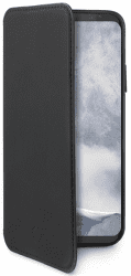 Celly Prestige knížkové pouzdro pro Samsung Galaxy S9, černá