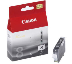 Canon CLI-8 BK - Black ink Cartridge, BL SEC