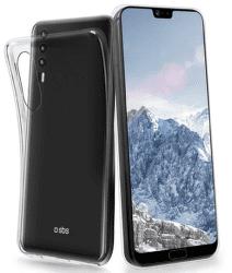 SBS Skinny pouzdro pro Huawei P20 Pro, transparentní