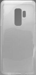 Mobilnet gumové pouzdro pro Galaxy S9+, transparentní