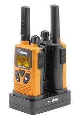 DeTeWe Outdoor 8500 vysílačka oranžová