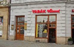 Tabák Valmont Olomouc Horní Náměstí