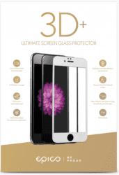 Epico 3D+ tvrzené sklo pro iPhone 8/7/6, bílé