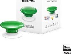 Fibaro Button zelené tlačítko (FGPB-101-5)
