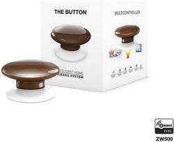 Fibaro Button hnědé tlačítko (FGPB-101-7)