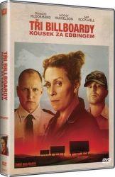 Tři billboardy kousek za Ebbingem - DVD film