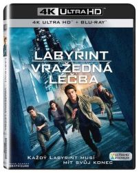 Labyrint: Vražedná léčba - Blu-ray + 4K UHD film