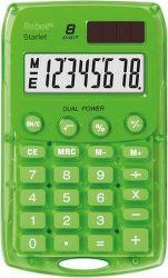 Rebell RE-Starlet BX kapesní kalkulačka zelená