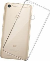 Xiaomi Soft Case pouzdro pro Xiaomi Redmi Note 5A Prime, transparentní
