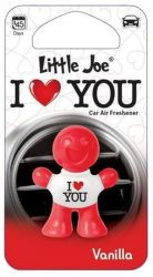 Little Joe I love You osvěžovač do auta
