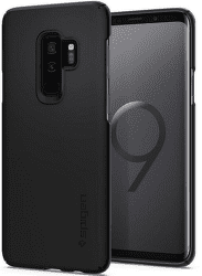 Spigen Thin Fit pouzdro pro Samsung Galaxy S9+, černé