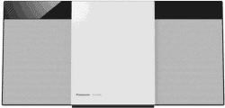 Panasonic SC-HC300EG-W bílý