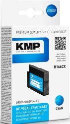 KMP F6U16AE cyan, inkoust