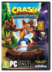 Crash Bandicoot N Sane Trilogy - PC hra