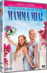 Mamma Mia! 10th Anniversary Edition - DVD film