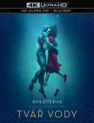 Tvář vody - Blu-ray a UHD film