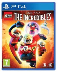 LEGO Incredibles PS4 hra