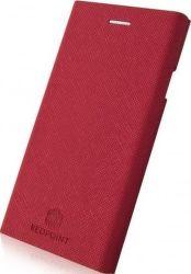 Redpoint Roll Magnetic puzdro pre Samsung Galaxy S9, červené