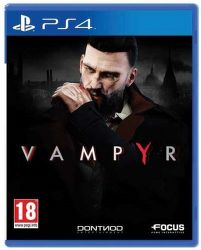 Vampyr - PS4 hra