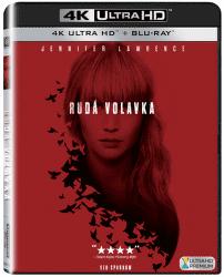 Rudá volavka Blu-ray + 4K UHD film