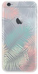 4-OK Cover 4U pouzdro pro iPhone 6/6S, motiv palmových listů