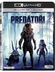 Predátoři - Blu-ray + 4K UHD film