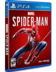 Marvel Spider-Man PS4 hra