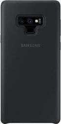 Samsung silikonové pouzdro pro Samsung Galaxy Note9, černé