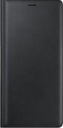 Samsung Leather flipové pouzdro pro Samsung Galaxy Note9, černé