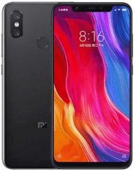 Xiaomi Mi 8 64 GB černý