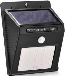 iQtech Car LED Solární světlo 20
