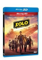 Solo: Star Wars Story (3D + 2D) - Blu-ray film