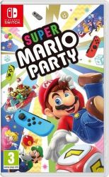 Super Mario Party - Nintendo Switch hra